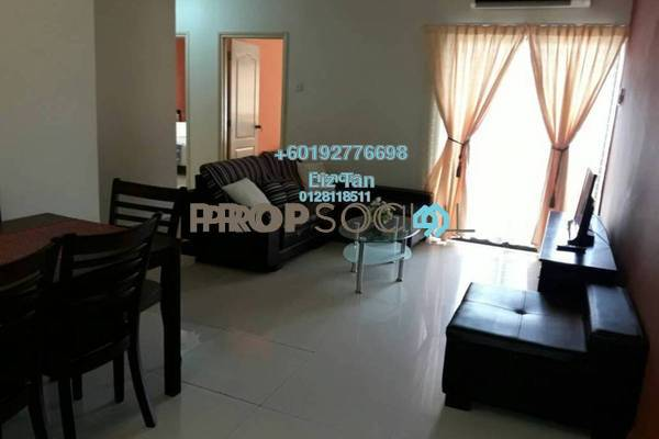 Apartment For Rent in Pelangi Utama, Bandar Utama Freehold Fully Furnished 3R/2B 2.2k