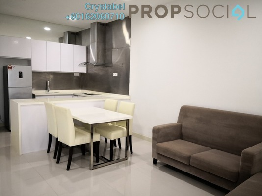 Condominium For Rent in Camellia, Bangsar South Freehold Fully Furnished 1R/1B 2.2k
