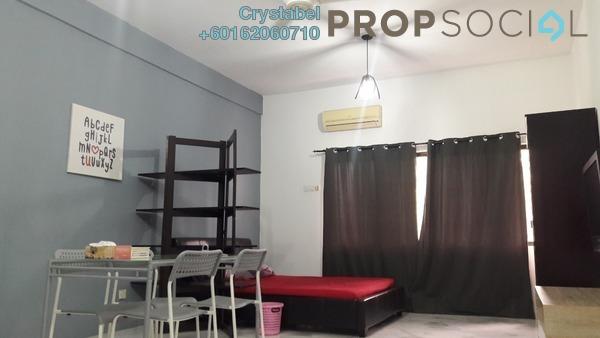 Condominium For Rent in Menara Seputih, Seputeh Freehold Fully Furnished 1R/1B 1.4k