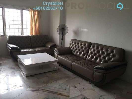 Condominium For Sale in Menara Seputih, Seputeh Freehold Fully Furnished 3R/2B 550k