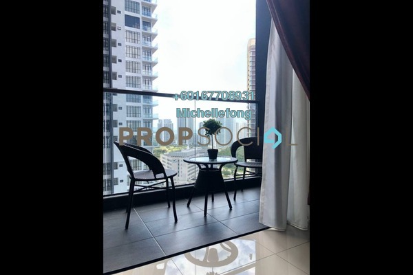 Serviced Residence For Rent in D'Pristine, Medini Leasehold Fully Furnished 1R/1B 770translationmissing:en.pricing.unit