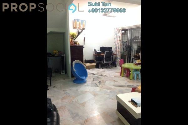 Terrace For Sale in Taman Menjalara, Bandar Menjalara Freehold Semi Furnished 4R/3B 990k