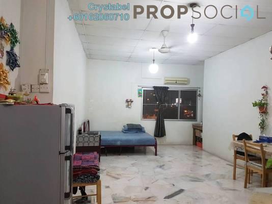 Condominium For Rent in Menara Seputih, Seputeh Freehold Fully Furnished 1R/1B 1.1k