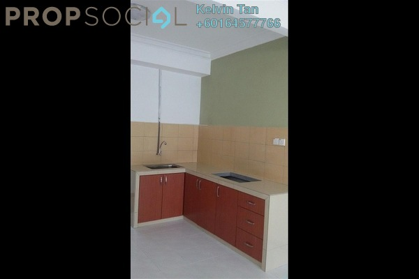 Apartment For Sale in Taman Lip Sin, Sungai Nibong Freehold Unfurnished 3R/2B 375k