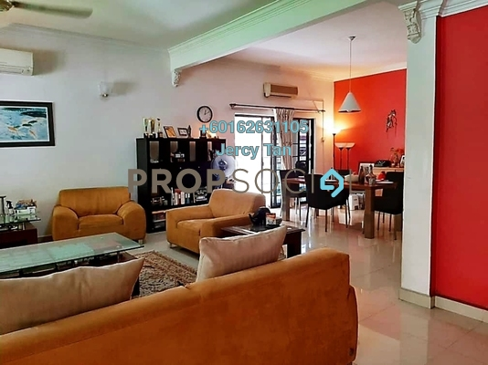 Semi-Detached For Sale in Bukit Segambut, Segambut Freehold Semi Furnished 4R/4B 1.55m