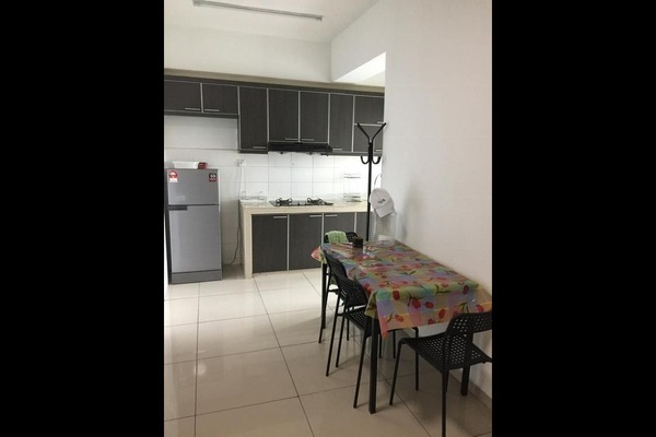 Condominium For Rent in The Zest, Bandar Kinrara Freehold Fully Furnished 3R/2B 1.9k