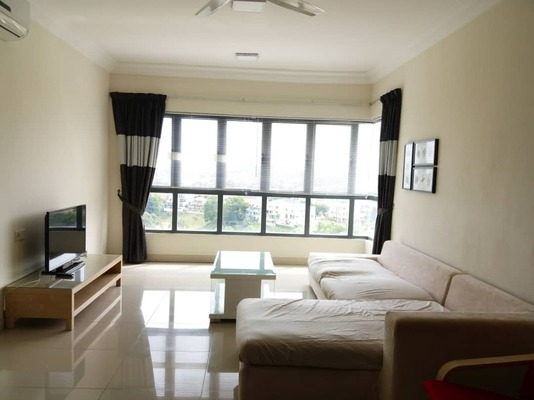 Condominium For Rent in Covillea, Bukit Jalil Freehold Fully Furnished 3R/3B 3.3k