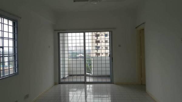Apartment For Sale in Menara Orkid, Sentul Freehold Semi Furnished 3R/2B 299k