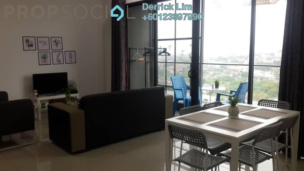 Condominium For Rent in CitiZen, Old Klang Road Freehold Fully Furnished 4R/2B 2.2k