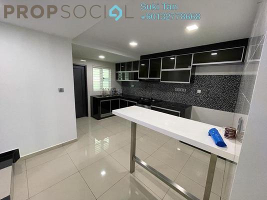 Terrace For Sale in Taman Kepong Indah, Kepong Freehold Semi Furnished 3R/3B 775k