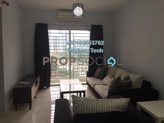 Condominium For Rent in Anggun Puri, Dutamas Freehold Fully Furnished 3R/2B 1.5k