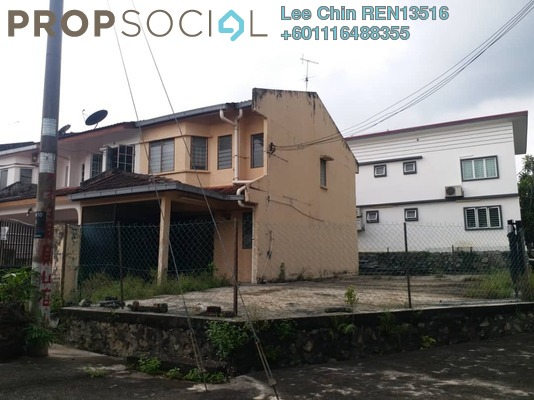 Terrace For Sale in Taman Cheras Mas, Cheras South Freehold Unfurnished 3R/3B 880k