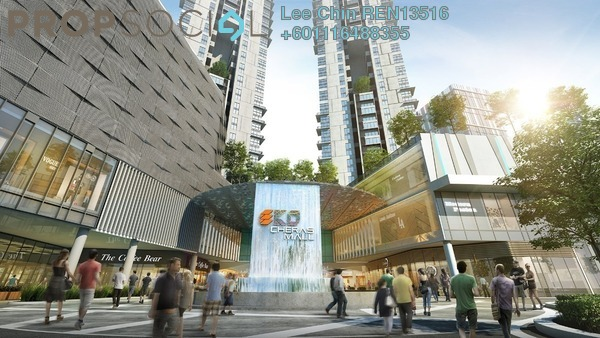 Serviced Residence For Sale in EkoCheras, Cheras Freehold Fully Furnished 2R/2B 800k