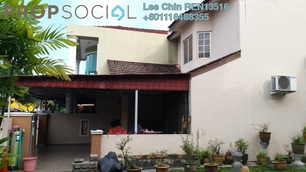 Terrace For Sale in Taman Impian Ehsan, Balakong Freehold Semi Furnished 4R/3B 610k