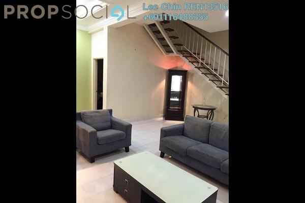 Terrace For Sale in Taman Desa Karunmas, Balakong Freehold Semi Furnished 4R/3B 495k