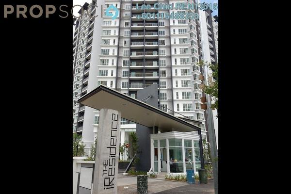 Condominium For Sale in The iResidence, Bandar Mahkota Cheras Freehold Semi Furnished 3R/2B 430k