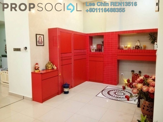 Semi-Detached For Sale in The Peak, Cheras South Freehold Semi Furnished 8R/8B 2.55m
