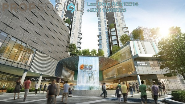 Serviced Residence For Sale in EkoCheras, Cheras Freehold Semi Furnished 3R/2B 1.05m