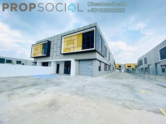 Factory For Rent in Eco Business Park V, Puncak Alam Freehold Unfurnished 0R/3B 6k