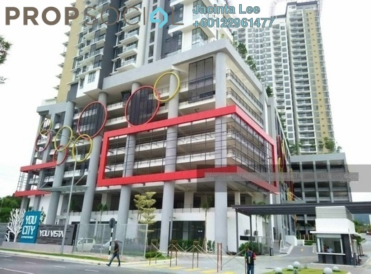 Serviced Residence For Sale in You Vista @ You City, Batu 9 Cheras Freehold Unfurnished 4R/3B 518k