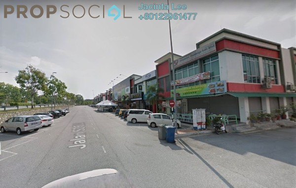 Shop For Sale in S2 Centrio, Seremban 2 Freehold Semi Furnished 0R/4B 1.02m