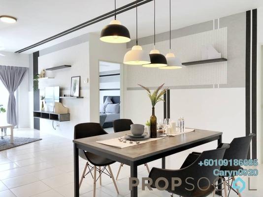 Apartment For Rent in PPA1M Bukit Jalil, Bukit Jalil Freehold Semi Furnished 3R/2B 1.9k
