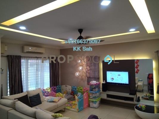 Superlink For Sale in Taman Sri Putra, Sungai Buloh Freehold Fully Furnished 4R/3B 788k