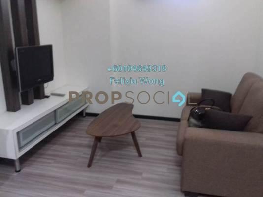 Condominium For Sale in Casa Mutiara, Pudu Freehold Fully Furnished 0R/1B 320k