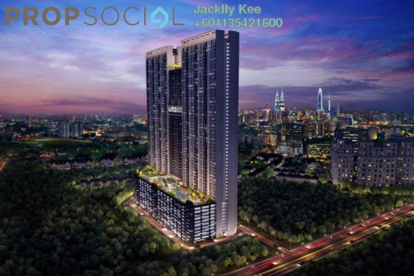 Condominium For Sale in M Arisa, Sentul Freehold Semi Furnished 1R/1B 300k
