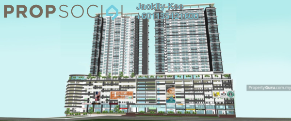 Condominium For Sale in Metro Cheras, Batu 9 Cheras Freehold Semi Furnished 2R/2B 440k