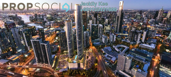Condominium For Sale in Isola KLCC, Kuala Lumpur Freehold Fully Furnished 2R/2B 0translationmissing:en.pricing.unit