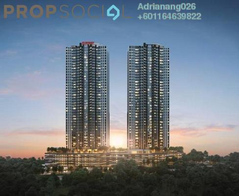 Condominium For Sale in Sunway Avila Residences, Wangsa Maju Freehold Unfurnished 4R/3B 450k
