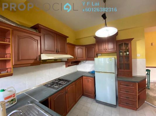 Townhouse For Sale in Bukit OUG Townhouse, Bukit Jalil Freehold Semi Furnished 3R/3B 598k