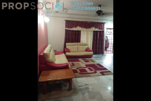 Terrace For Sale in Tempua, Bandar Puchong Jaya Freehold Semi Furnished 4R/3B 780k