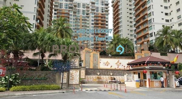 Condominium For Sale in East Lake Residence, Seri Kembangan Freehold Semi Furnished 3R/2B 361k