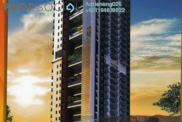 Serviced Residence For Sale in Praicon Tower, Butterworth Freehold Unfurnished 3R/3B 375k