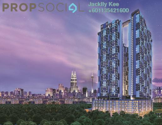 Condominium For Sale in Sky Awani 4, Danau Kota Freehold Unfurnished 3R/2B 300k