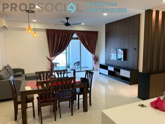 Condominium For Rent in Vivo Residential @ 9 Seputeh, Old Klang Road Freehold Fully Furnished 3R/3B 3k