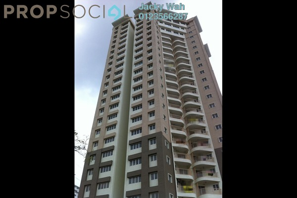 Condominium For Sale in Sri Ampang, Ampang Leasehold unfurnished 3R/2B 570k