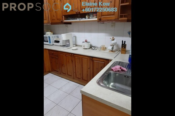 Condominium For Sale in Fraser Towers, Gasing Heights Freehold Semi Furnished 3R/3B 680k