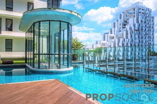 Condominium For Sale in Solstice @ Pan'gaea, Cyberjaya Freehold Fully Furnished 1R/1B 250k