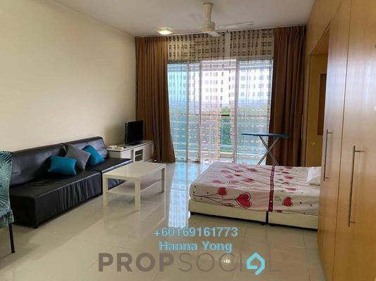 SoHo/Studio For Rent in Oasis Ara Damansara, Ara Damansara Freehold Fully Furnished 1R/1B 1.4k