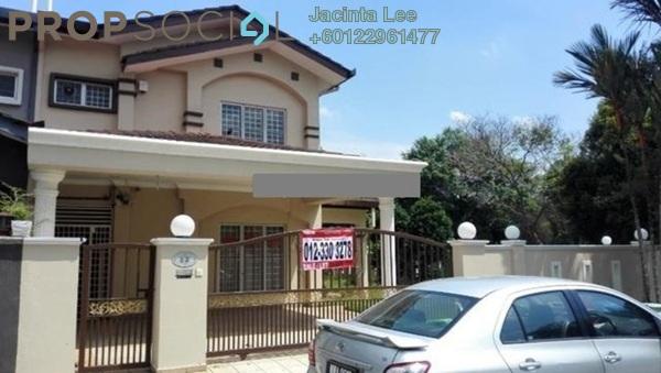 Terrace For Sale in Taman Mutiara Subang, Subang Leasehold Semi Furnished 4R/3B 702k