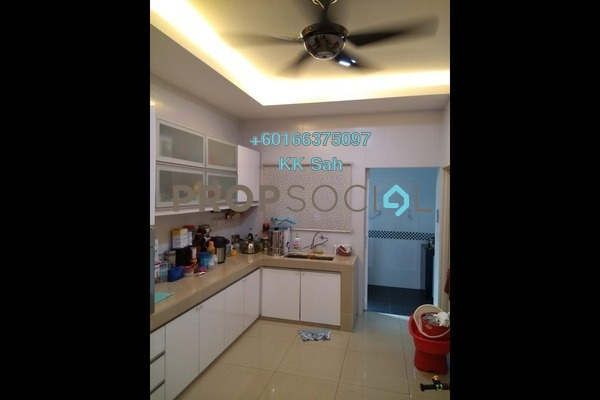 Superlink For Sale in Taman Sri Putra Mas, Sungai Buloh Freehold Fully Furnished 4R/3B 788k