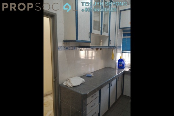 Condominium For Rent in Permai Ria, Jalan Ipoh Freehold Semi Furnished 3R/2B 1.2k