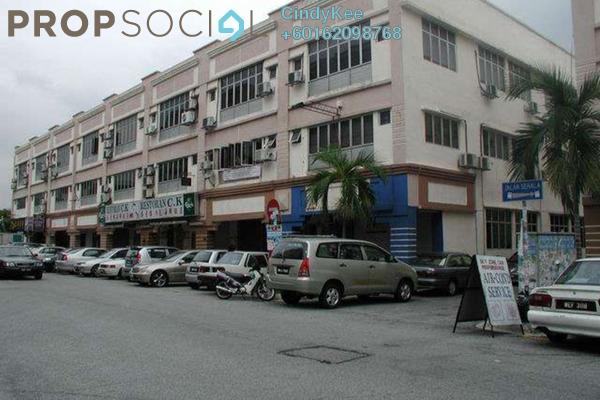 Shop For Sale in SunwayMas Commercial Centre, Kelana Jaya Freehold Semi Furnished 0R/0B 1.2m