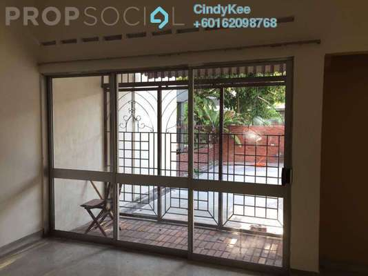 Terrace For Rent in SS2, Petaling Jaya Freehold Semi Furnished 5R/3B 1.6k