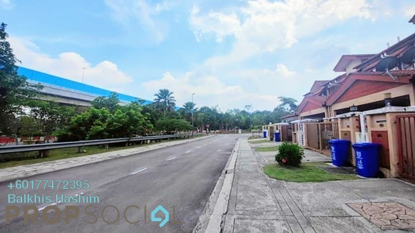 Terrace For Sale in Jasmin, Denai Alam Freehold Semi Furnished 4R/3B 700k