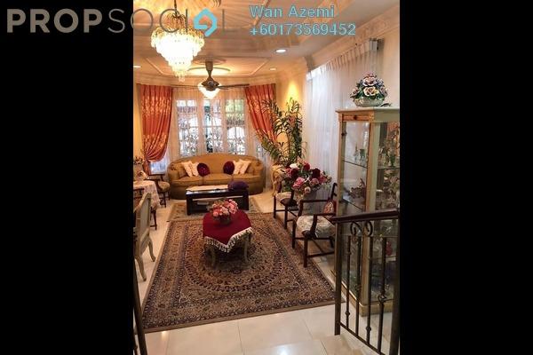 Terrace For Sale in Taman Mulia, Bandar Tun Razak Leasehold Semi Furnished 5R/5B 1m
