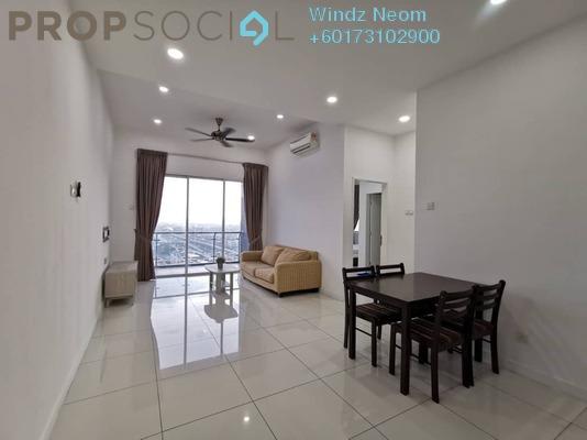 Serviced Residence For Sale in Skypod, Bandar Puchong Jaya Freehold Fully Furnished 2R/2B 630k